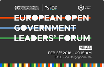 European Open Government Leaders Forum